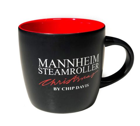 New - Mannheim Steamroller Christmas Mug