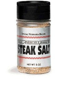 Nebraska Steak Salt Seasoning