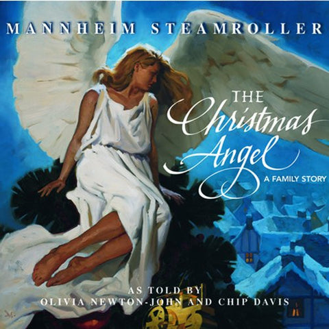 The Christmas Angel CD