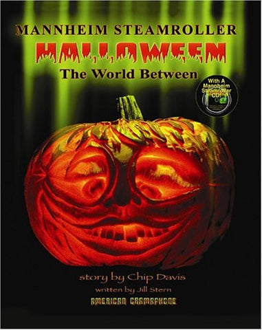 Halloween: The World Between - Book