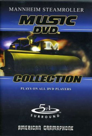 Music DVD Collection (DVD Music)