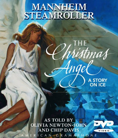 The Christmas Angel DVD