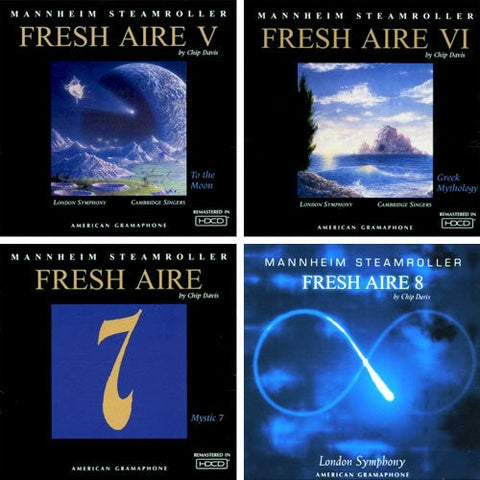 Fresh Aire Collection (Albums V, VI, 7, 8)