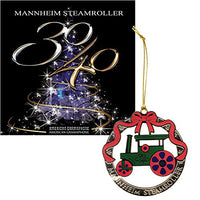 30/40 Anniversary CD with Laser Cut 30/40 Ornament