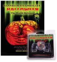 Mannheim Steamroller Halloween: The World Between Book with Flashing Teeth