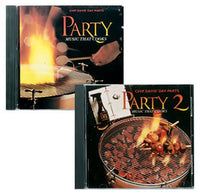 Party and Party 2: Music that cooks Combo CD Set