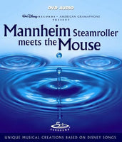 Mannheim Steamroller Meets the Mouse (DVD Music)