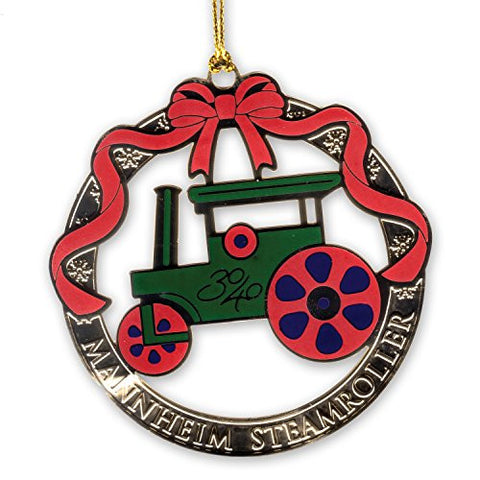 2014 Collectors Edition Brass Ornament