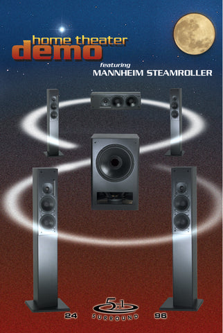 Home Theater Demo (DVD)