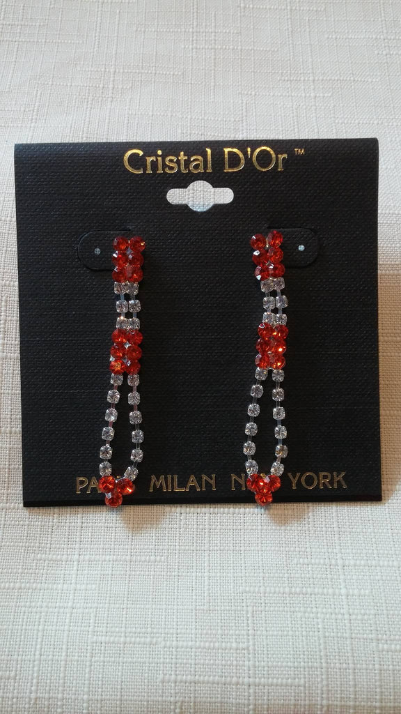 Cristal D'Or Earrings (mult. colors)