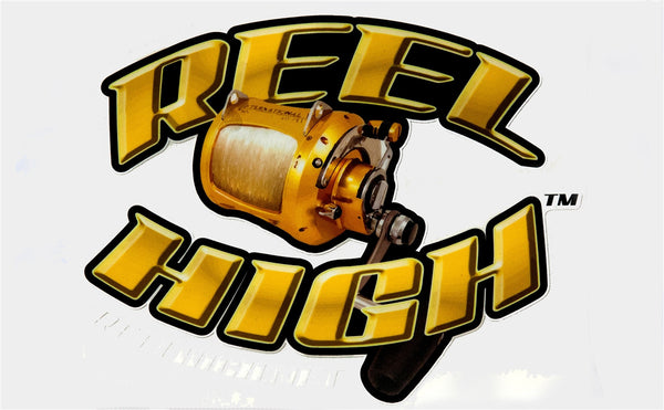 Decal - Reel High with Reel - ReelHigh