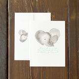New Baby Elephant Card
