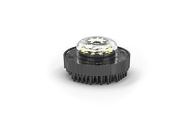 Feniex Cannon 120 with 12 LEDs Hide-A-Way Strobe Light Dual Single Color