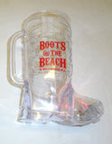 BB004- Boots @ the Beach Official Light Up Boot Cup