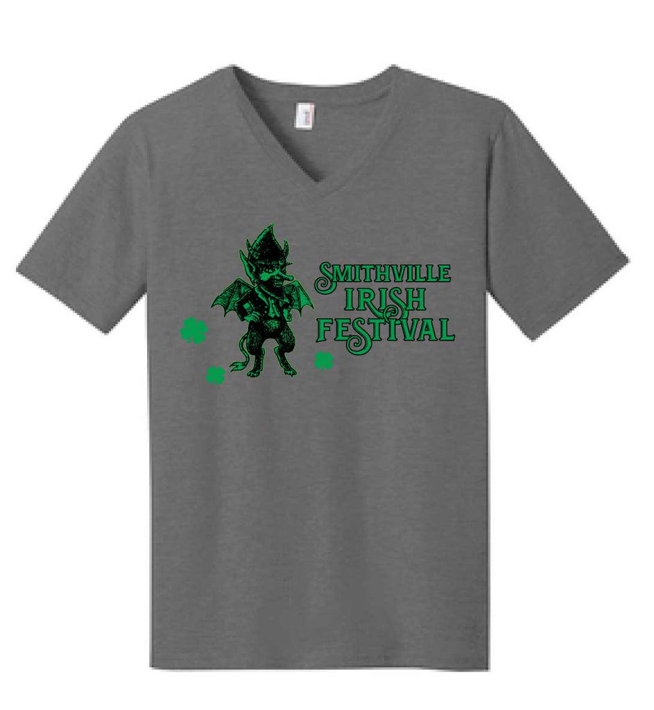 SF003 - Smithville Irish Festival Official V-Neck