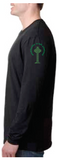 SF001 - Smithville Irish Festival Official Long Sleeve Tee