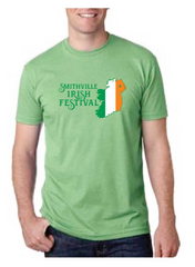 SF004 - Smithville Irish Festival Official Ireland Tee