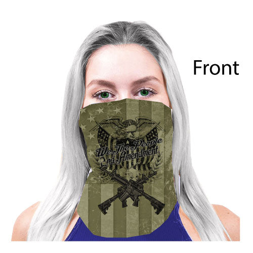We The People Gaiter Mask