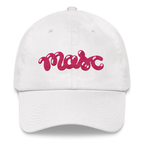 Masc Embroidered Hat