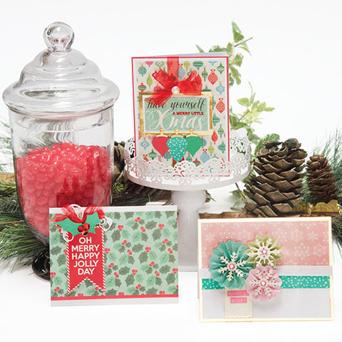 Holiday/Christmas 2016 Card Kit (KOM-NOV16)