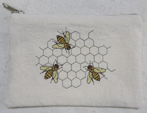 Honey Bees Wallet