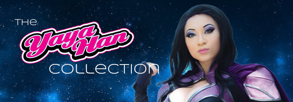 The Yaya Han Collection from CosplayFabrics.com