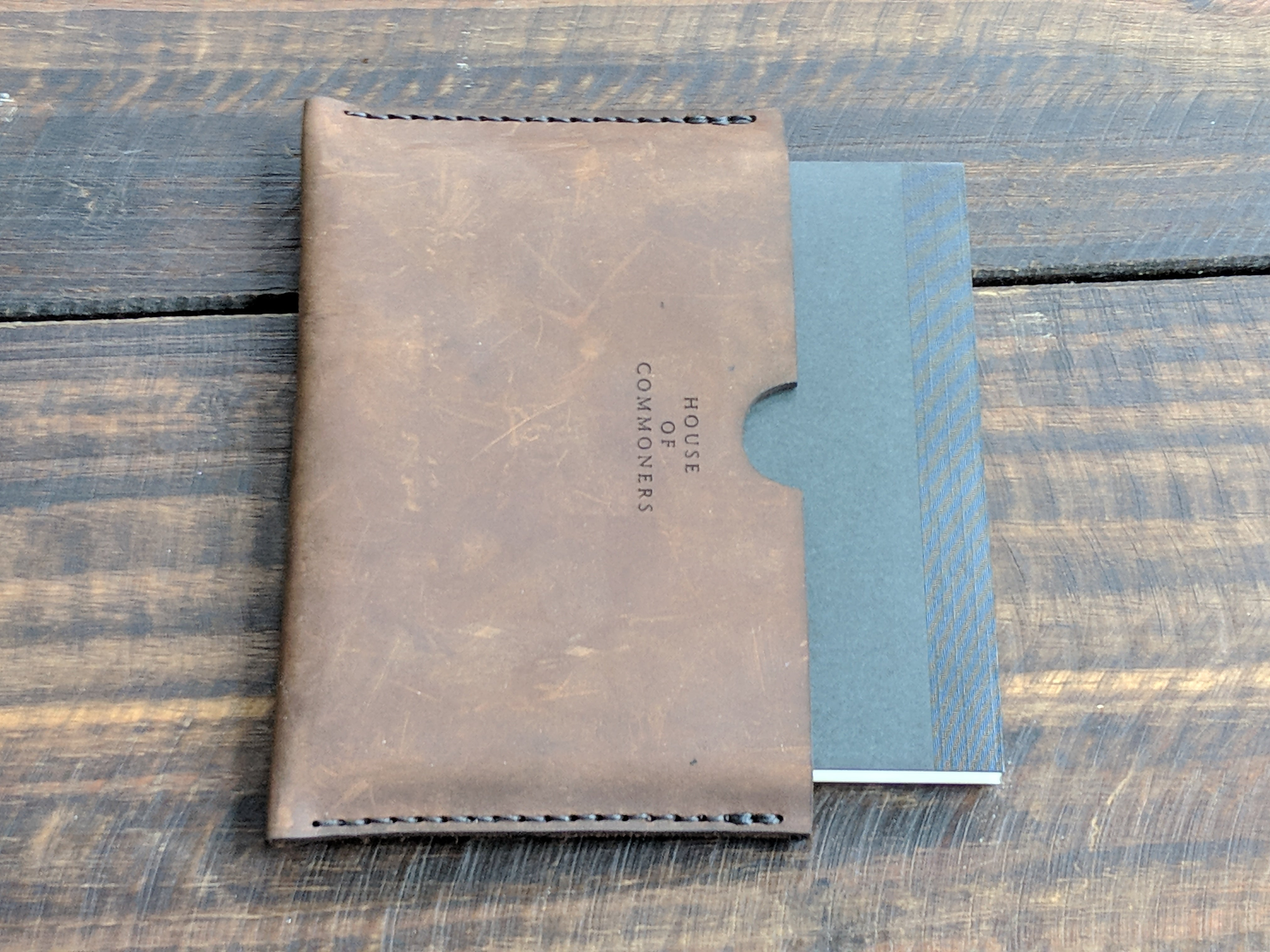 Journal Case + Journal - Method and Materials