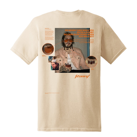 Post Malone 70's Turn On T-Shirt