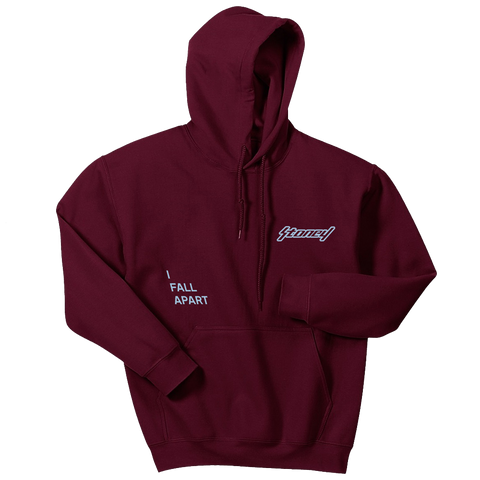 Post Malone I Fall Apart Hooded Sweatshirt