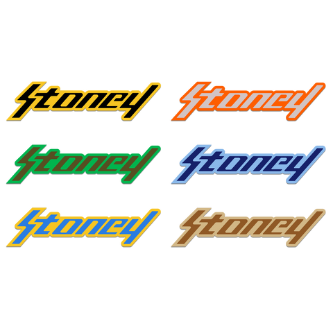 Stoney Sticker Pack