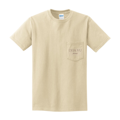 Deja Vu Pocket T-Shirt