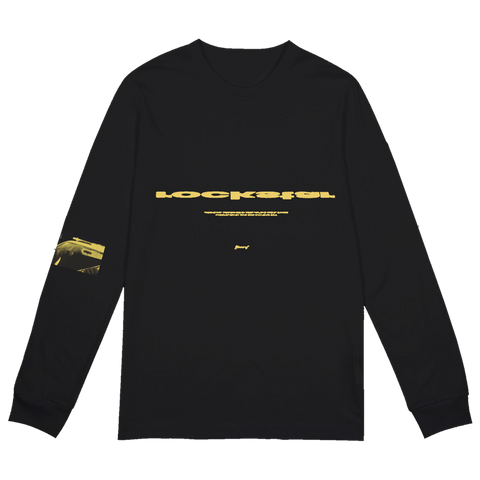 Post Malone Rockstar Graphic LS Tee