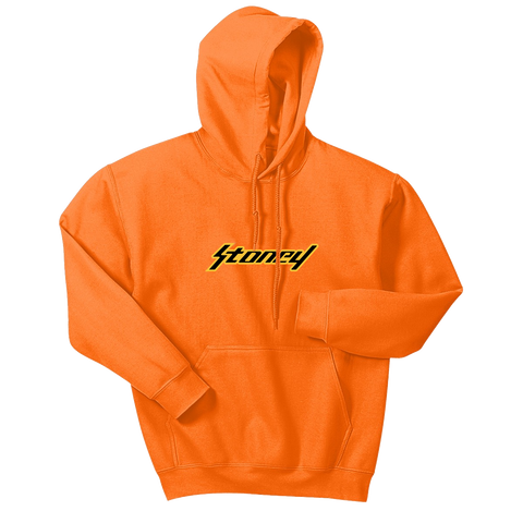 Post Malone Hunt Club Hoodie Orange
