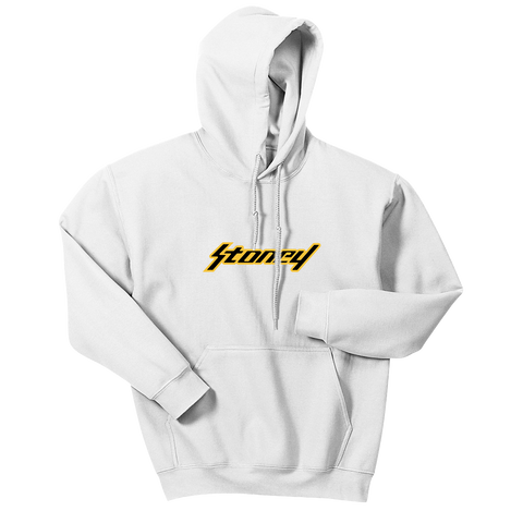 Post Malone Hunt Club Hoodie White