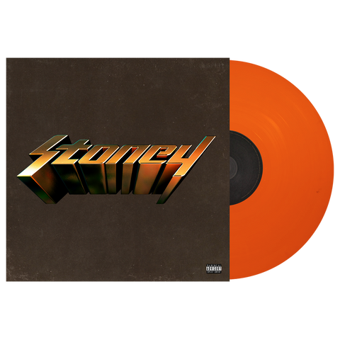 Post Malone Stoney Vinyl