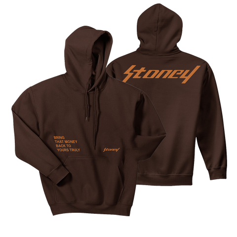 Bring That Money Hooded Sweatshirt