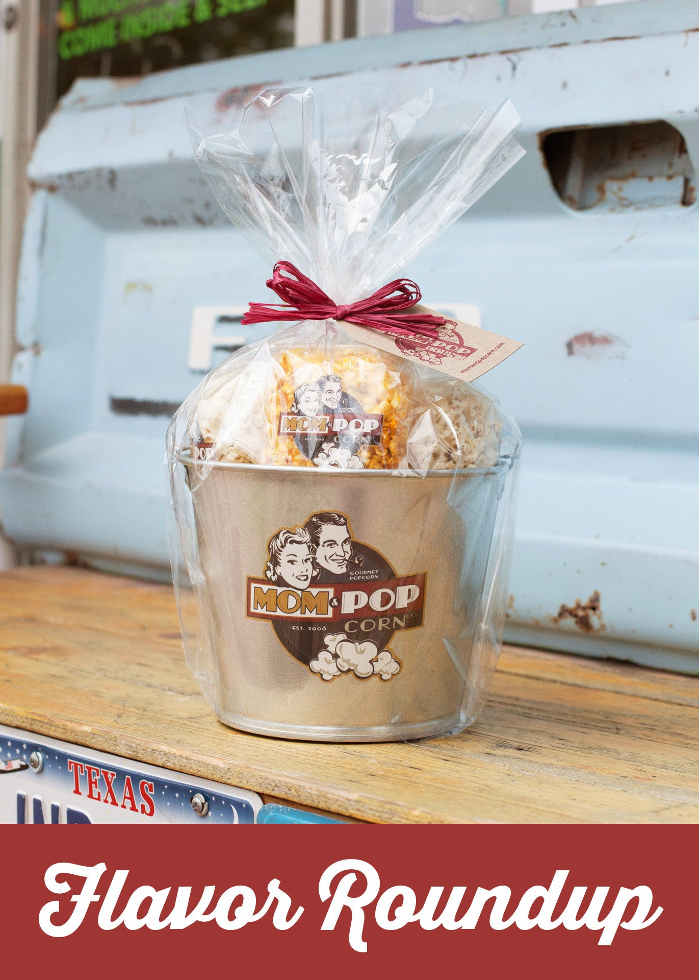 Flavor Roundup Gift Pail