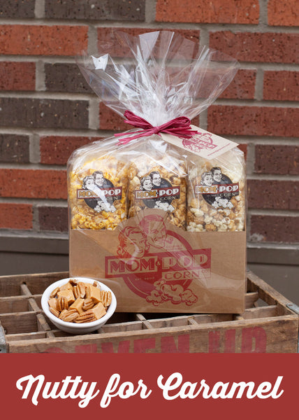 Nutty for Caramel Gift Box