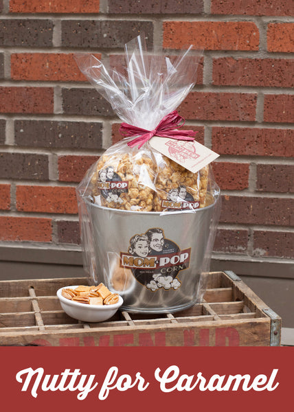Nutty for Caramel Gift Pail