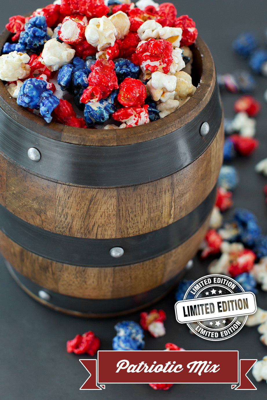 *Limited Edition - Sweet - Patriotic Mix