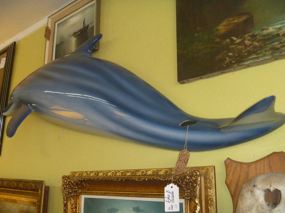 Wall Hanging Dolphin