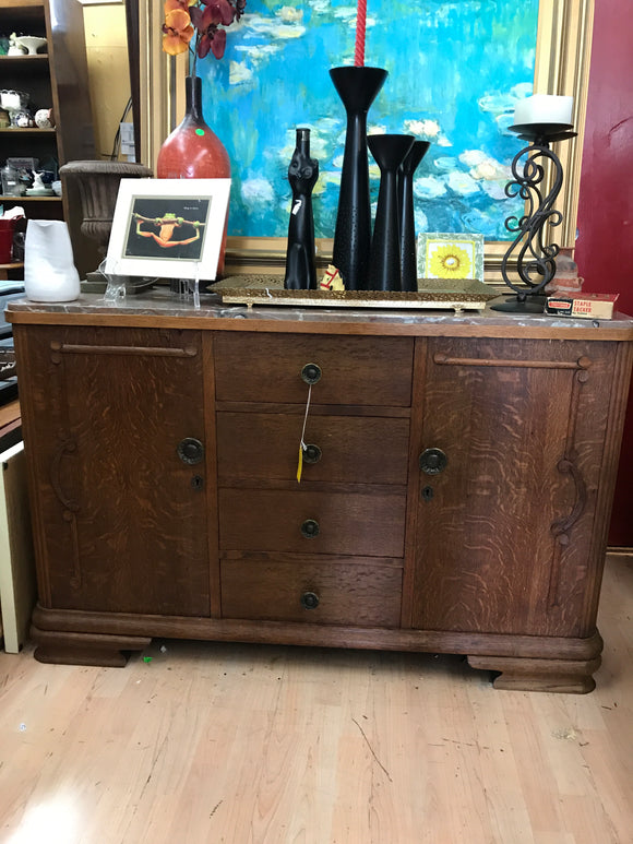 "Antique cabinet size 20""x48""x31"""
