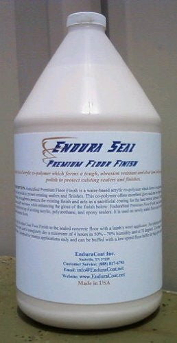EnduraSeal Premium Floor Finish 1 Gallon