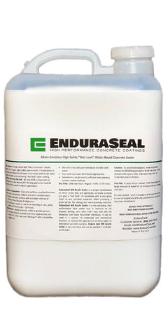"EnduraSeal Acrylic ""Wet Look"" Semi Gloss Sealer (WB) - 5 Gallon"