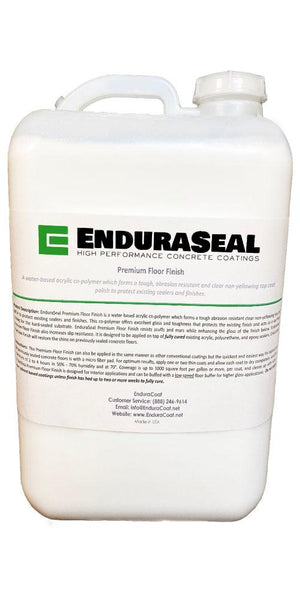 EnduraSeal Premium Floor Finish 5 Gallon