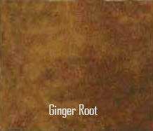 Ginger Root Concrete Stain