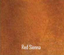 Red Sienna Stain