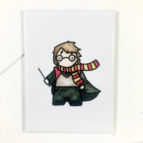 HARRY MAGNET