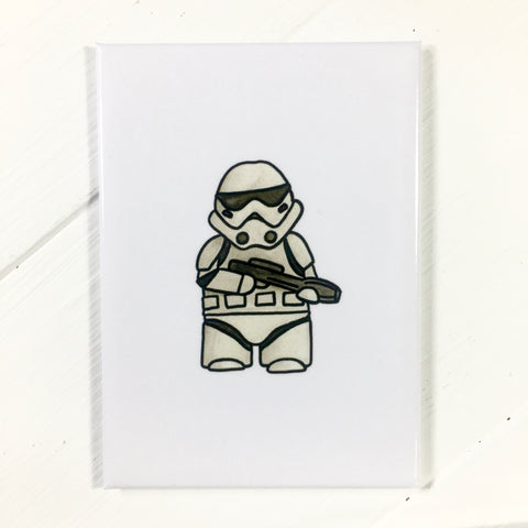 TROOPER MAGNET