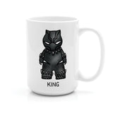 BLACK PANTHER KING MUG